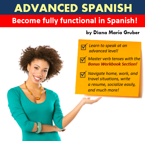 Learn Spanish online for Beginners - Online Advanced Spanish Course