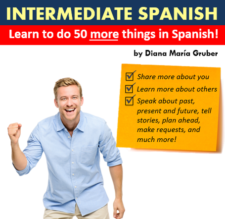 Learn Spanish online - Online Intermediate Spanish Course