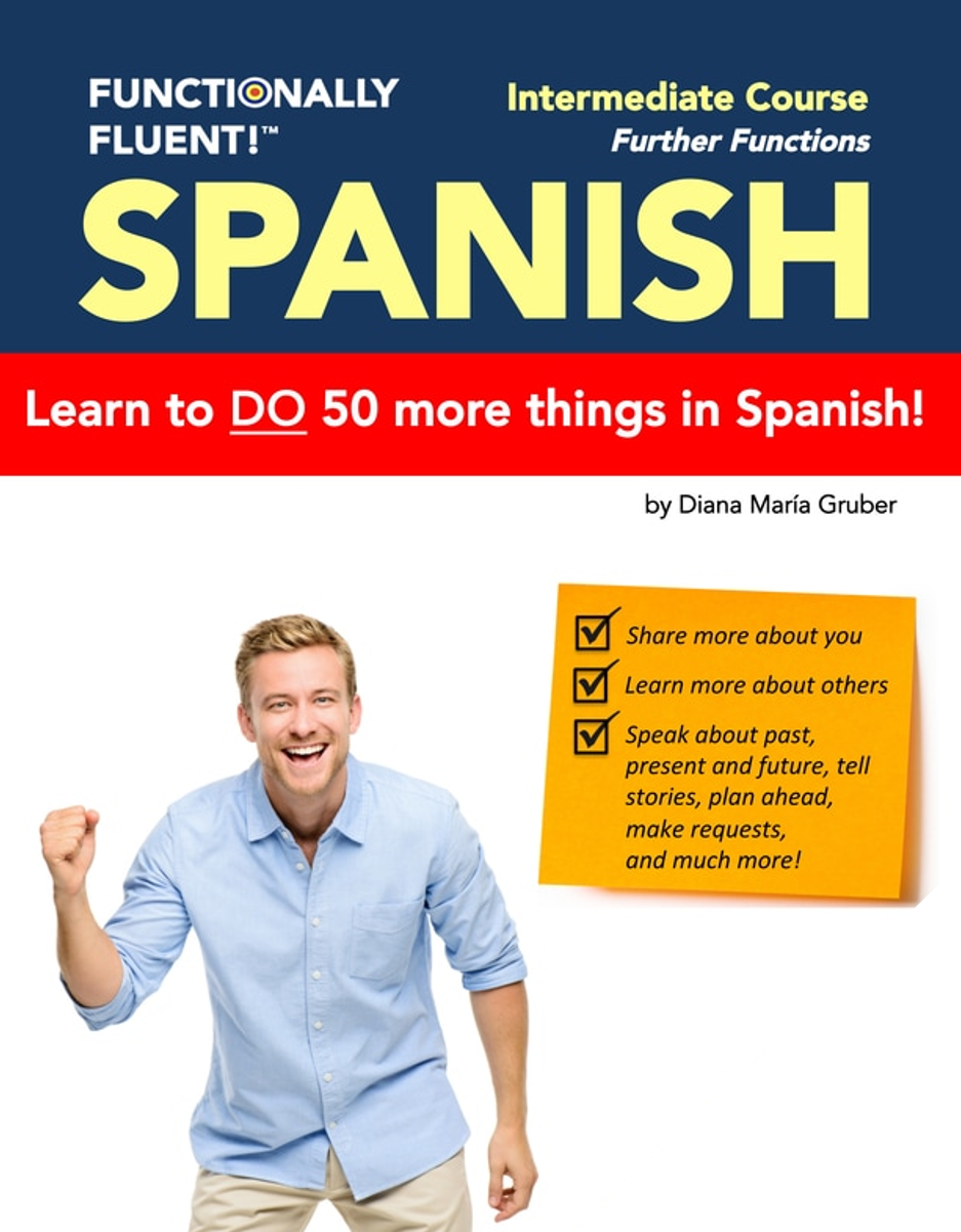 Learn Spanish online - Intermediate Spanish Workbook