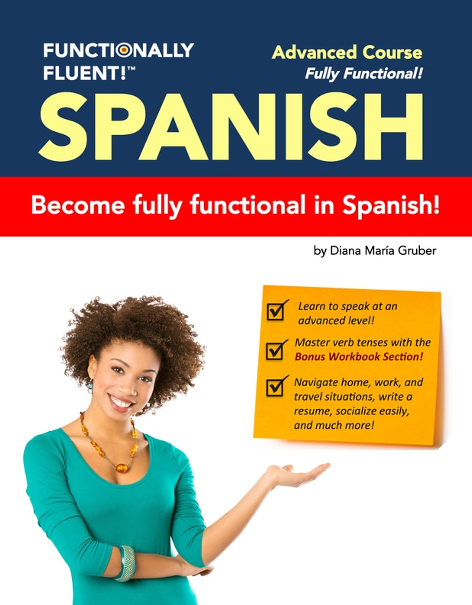 Learn Spanish online - Advanced Spanish Workbook