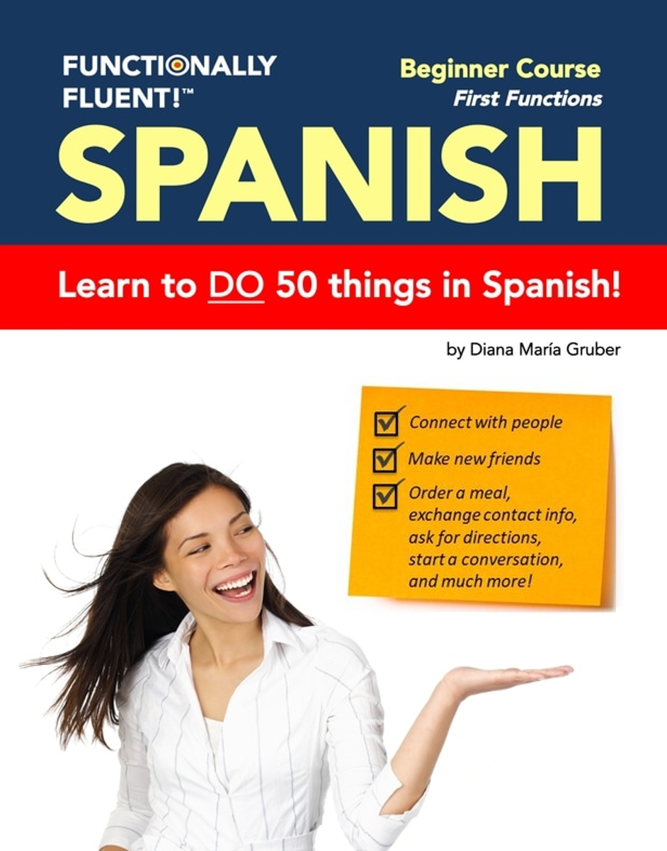 Learn Spanish online - Beginner Spanish Workbook