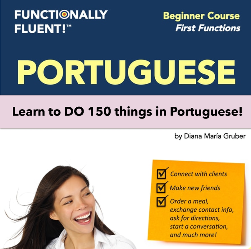 Functionally Fluent Online Portuguese Beginners Course